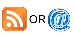 RSS или подписка по емейл?