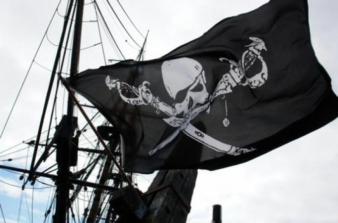 Пираты, Пираты, Вокруг Одни Пираты.