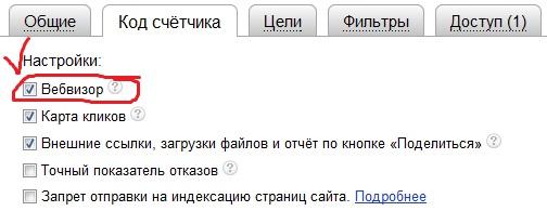 Пользуемся вебвизором бесплатно, благодаря Яндекс метрике