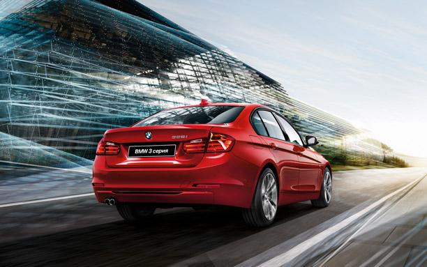 Марафон   BMW 3 за полгода