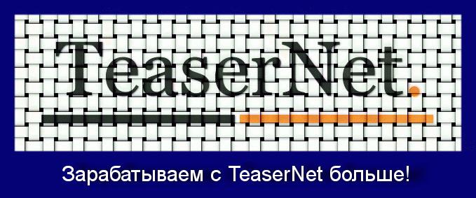 Как заработать с помощью TeaserNet больше?